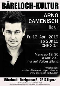 Bäreloch-Kultur Arno Camenisch