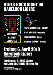 Bäreloch-Kultur Rockin Blues Daddies
