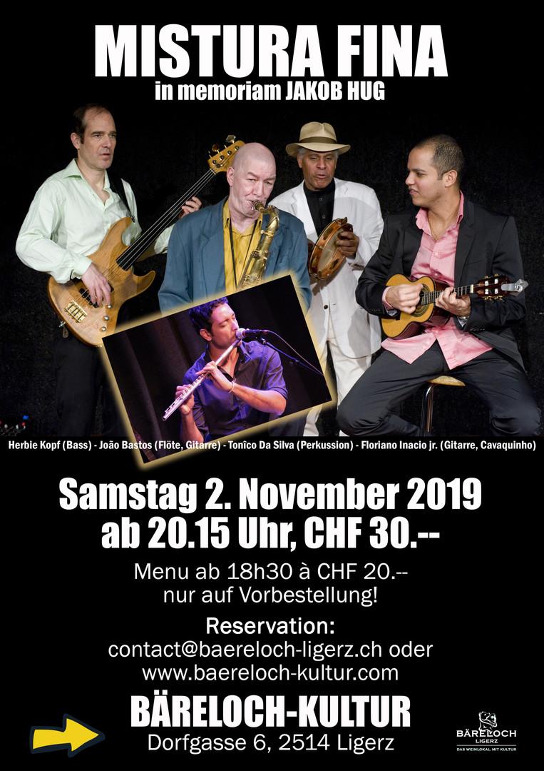 Bäreloch-Kultur Mistura Fina