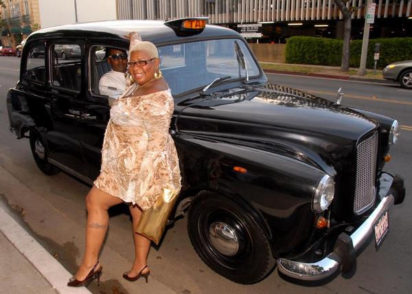 Comedienne Luenell upstages other stars