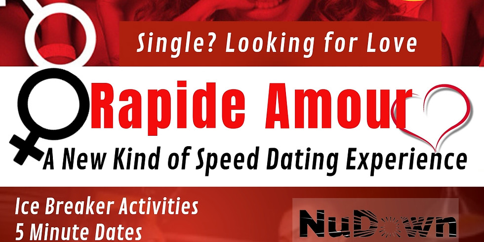 Rapide Amour - Speed Dating