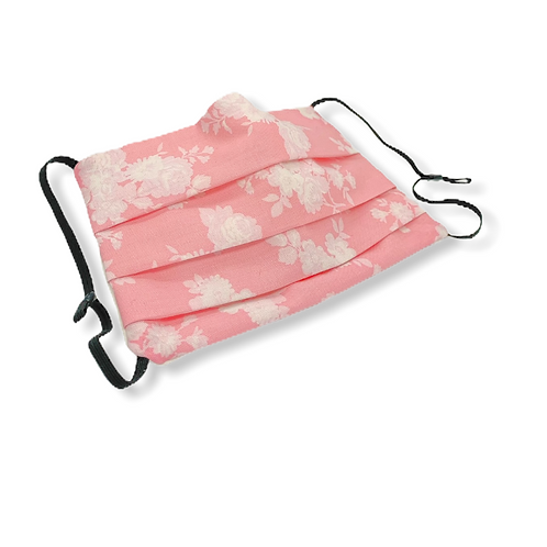 Adjustable Face Mask - Classic Floral