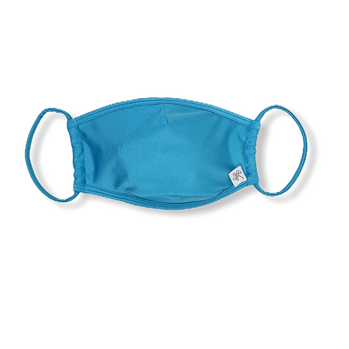 Adult Face Mask - Electric Blue