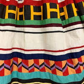 Khadijah Cypress, Miccosukee Tribe Artist-Patchwork Patterns