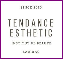 Tendance Esthetic simple carré violet.jp
