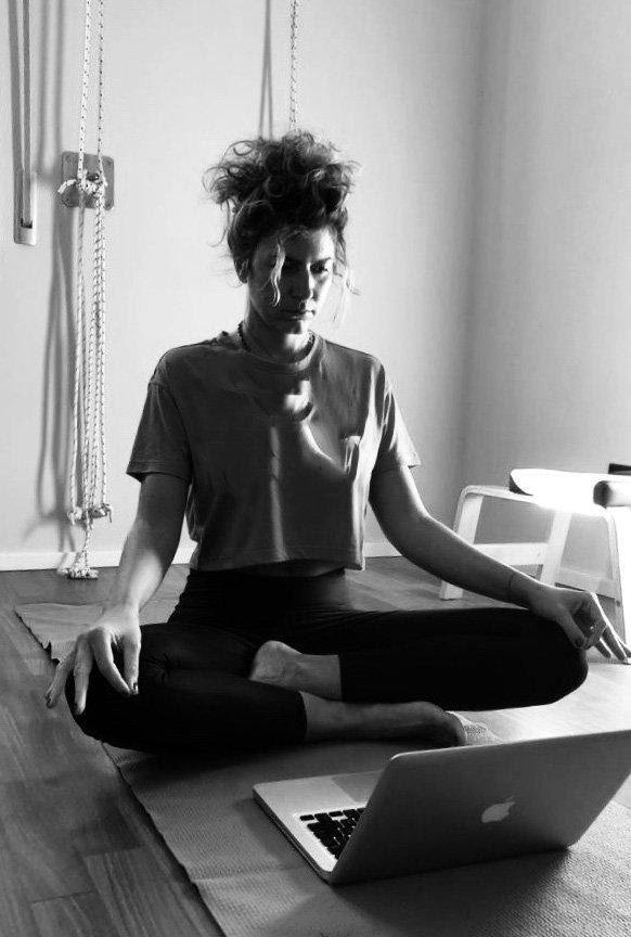 Parinama yoga -Lezioni collettive online