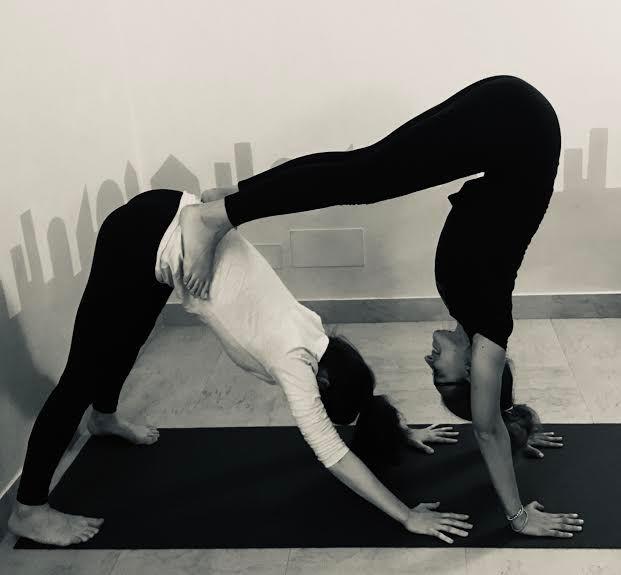 Parinama yoga -Lezioni a coppia