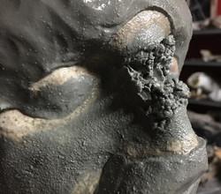 Shattered nose sculpt for app