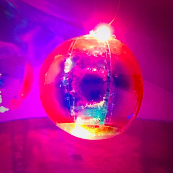 Numinous Spheres,2020 installation view