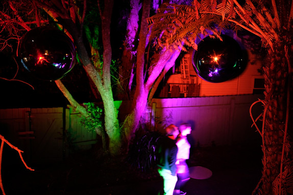 Synesthesia Lightscape Installation