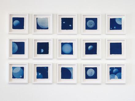 Pale Blue Dots series 2021 Photo credit: Sam Hartnett
