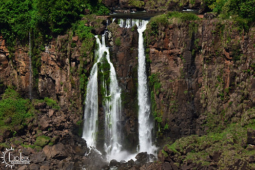 Argentina Waterfall