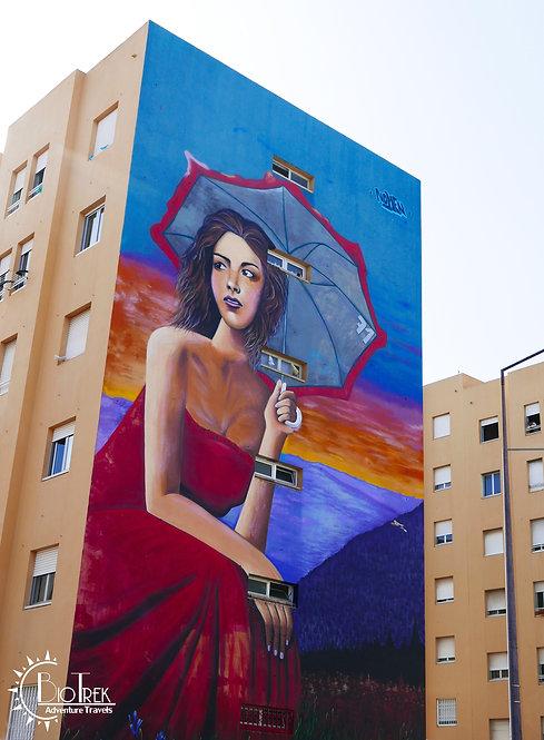 Portugal Mural