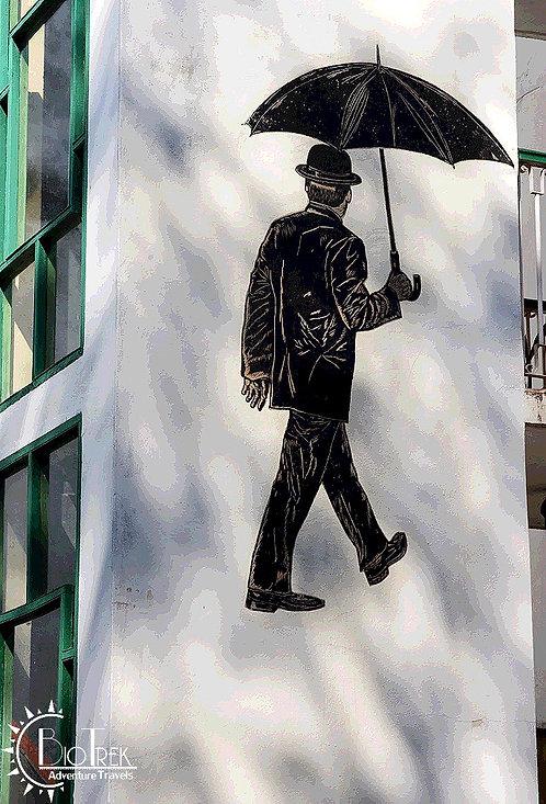 Cuba Mural