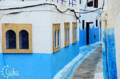Morocco Blue Street