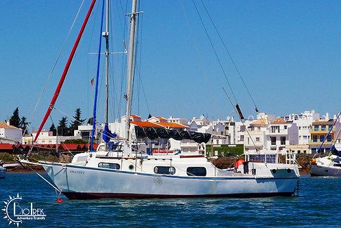 Portugal Sail Boat