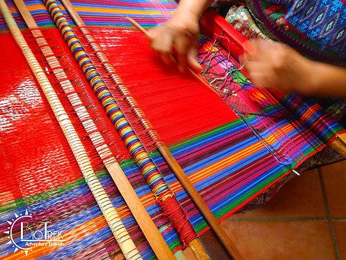 Guatemala Weaver