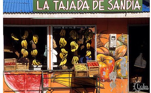 Chile Fruit Shop