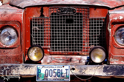 Land Rover Guatemala