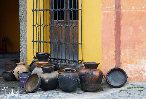 Guatemala Pots