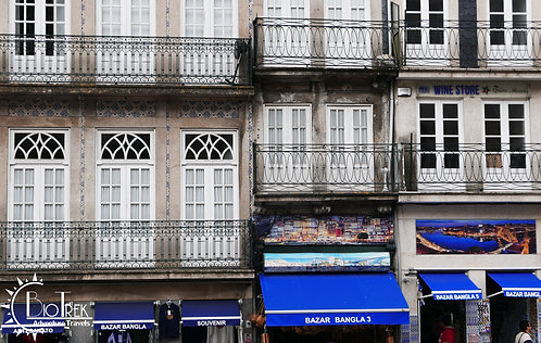 Portugal Street Front