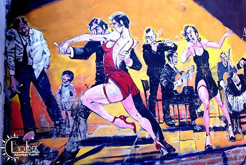 Wall Tango