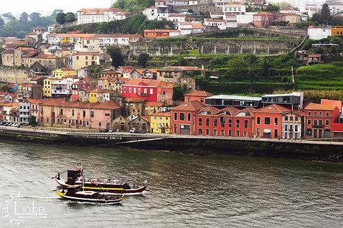Portugal Duro River