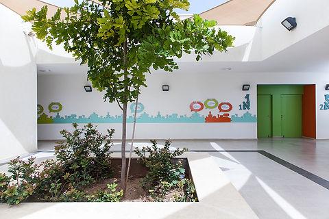 בית ספר שדות, כרכור, shilgiarch.com ,מיכל שלגי אדריכלית ומעצבת פנים
