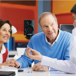 What types of hearing aids are available?