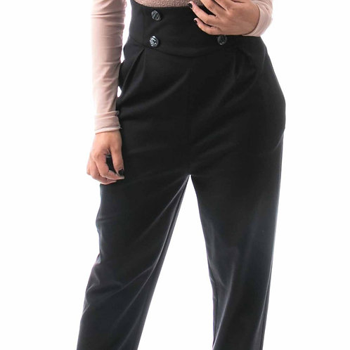 Eyanatia Pleated Trouser