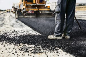 Pennies for Paving: Road paving top Clinton's infrastructure proposal