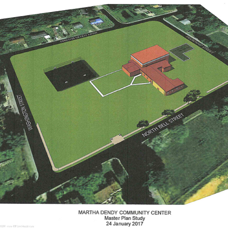 Pennies for community: CPST can make Martha Dendy Community Center a reality