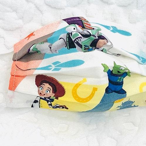 Handmade Children's Disney Toy Story Scented Mask