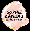 LOGO Sophie Candau Communication.png