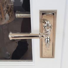 Frank Allart Entry Door Hardware, Sydney.
