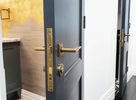Luxury Door Hardware is Hard to Install