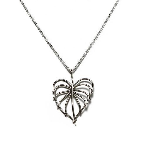 Hjärteblad, halsband