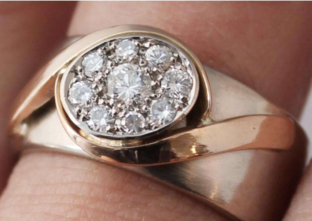 Ring Diamanter