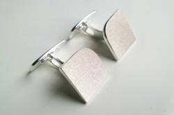 Manschettknappar, silver 925