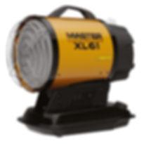 Infrarood verwarming - master XL61