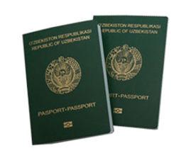 перевод паспорта Узбекистана