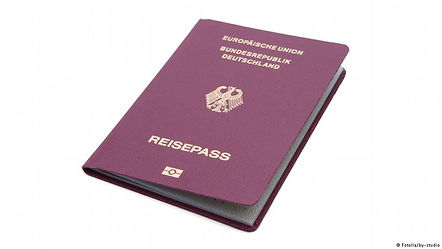 German passport translation