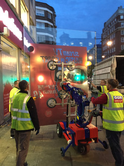 London shopfront