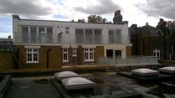 Large Glass Balustrade London