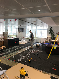 Partitioning Central London