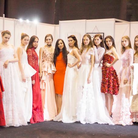 Libanon - Beirut Fashion Week With Sakina Paris