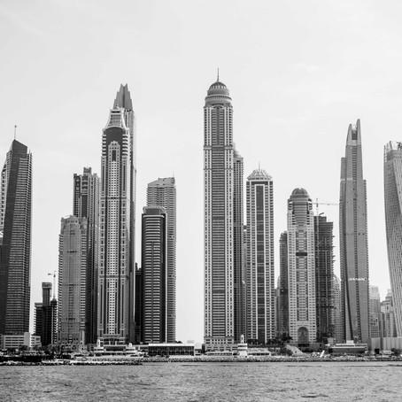 A yacht trip in Dubaï