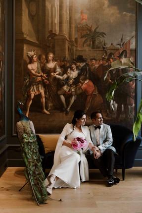 A Wedding In Parc Broekhuizen