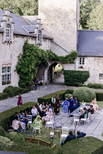 Chateau wedding in the Aredennes, Chatea