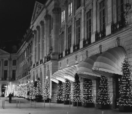Place Vendôme – Noël